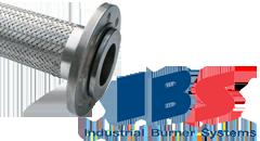 МЕТАЛЛОРУКАВ и КОМПЕНСАТОР из нержавеющей стали IBS EWS, VDJ, VDJF (Industrial Burner Systems)