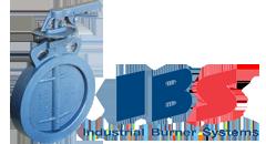 Заслонки дроссельные IBS (Industrial Burner Systems GmbH) Дроссельные регулировочные  затворы IBS  серии K...; Дроссельные регулировочные  задвижки IBS  серии K...H
