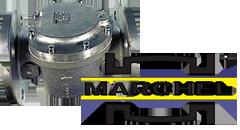 Фильтрующие элементы (картриджи) для газовых фильтров Marchel